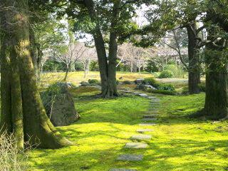 城南宮平安の庭
