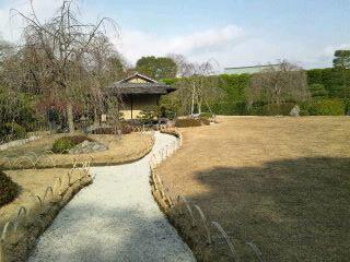 城南宮桃山の庭