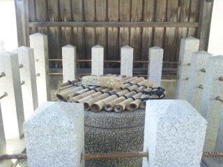 産湯の井戸