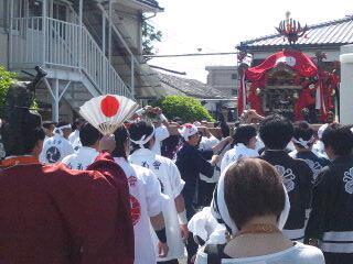 金札宮・春季例大祭