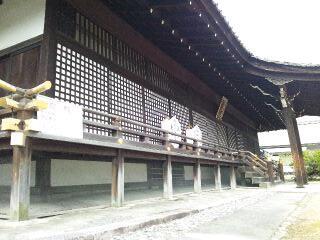 勧修寺宸殿