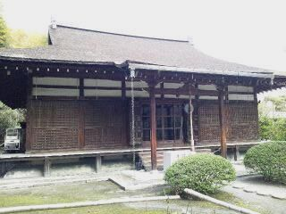 勧修寺本堂